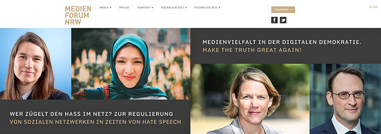 Medienforum NRW. | screenshot
